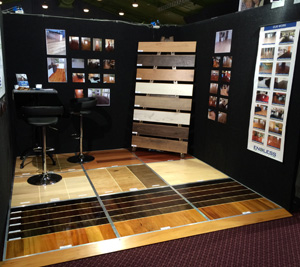 Auckland Home Show Timber Flooring