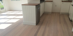 White Washed Tallowood Flooring